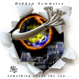 Something About the Sun by Hidden Symmetry